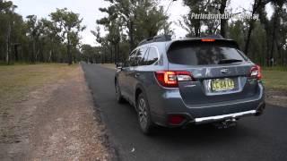 2015 Субару Outback 2.0 D (не варіатор) 0-100км/ч і звук двигуна
