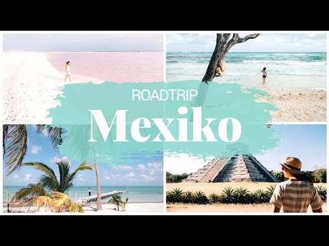 MEXIKO - ROADTRIP ABENTEUER in YUCATAN {Travel Vlog}