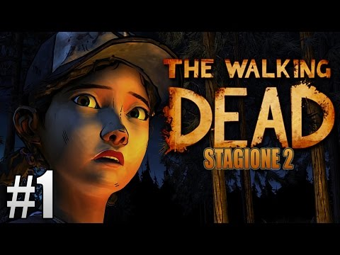 The Walking Dead - Season 2 ITA Ep.1 - IL DESTINO DI CLEMENTINE!