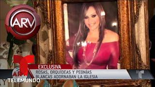 Todo lo que sucedió en la ceremonia de Chiquis y Lorenzo | Al Rojo Vivo | Telemundo
