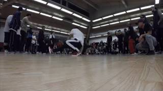 United N'asians vs Art Of Movement & Dogpound (Battle Of Burien 2018 Top8)