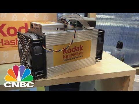 Meet The Kodak-Branded KashMiner | CNBC