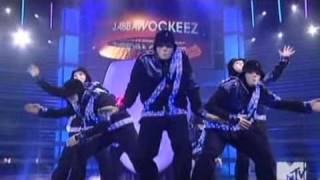 ABDC jabbawockeez robot remain mix