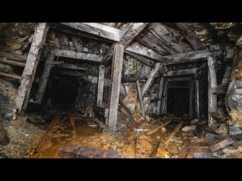 Venturing Deep Into The Abandoned Aurora Mine (Part 2 Of 2)