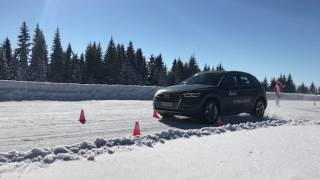 Audi Quattro experience Kopaonik 2017