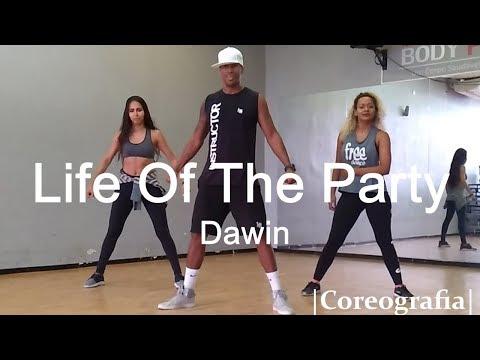 Life Of The Party  Dawin  Coreografia Free Dance  #boradançar