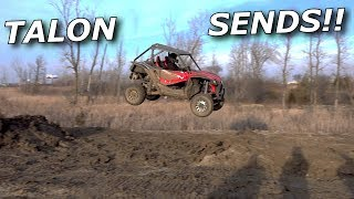 talon-1000x-and-rzr-pro-xp-send-on-our-improved-track-dozer-time