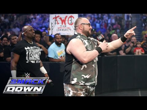 The Dudley Boyz decide to pick a fight with Enzo & Big Cass: SmackDown, May 26, 2016