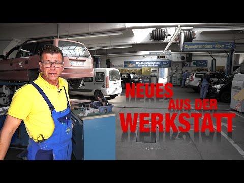 Die Autodoktoren - Neues aus der Werkstatt #1  - Porsche 911 / VW T5 / AGR-Ventil