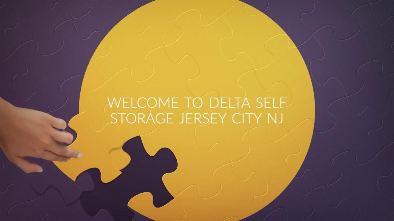 Delta Self Storage : Storage Units In Jersey City