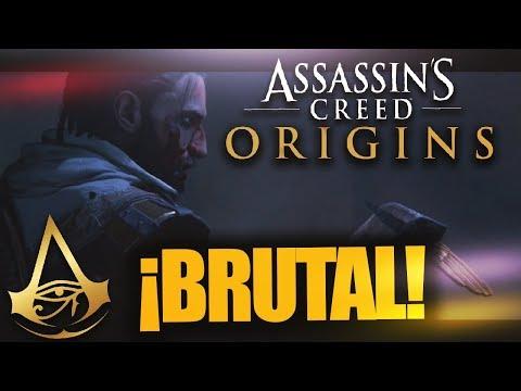 ¡EL MEJOR COMIENZO DE LA SAGA! - Assassin's Creed Origins - RAFITI