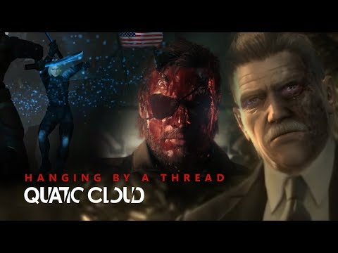 """Official Unofficial Metal Gear Solid """"Hanging By A Thread"""" Trailer (Director's Cut)"""