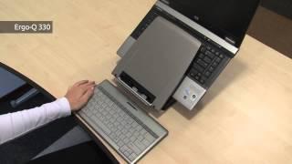 Mobiele laptophouder Ergo-Q 330 - BakkerElkhuizen