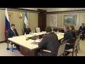 Глава республики провел встречу с чемпионами мира по сверхлегкой авиации