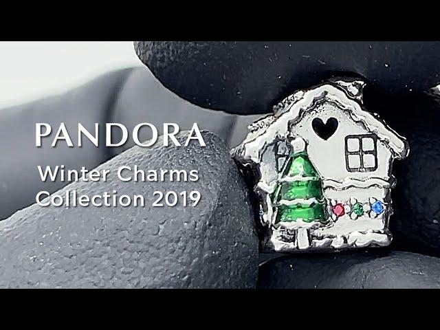 Pandora Christmas Charms 2020 SNEAK PEAK at the Pandora Winter Collection Charms 2019!   YouTube