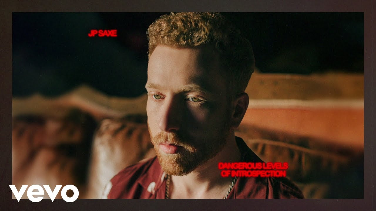 Download JP Saxe - Tension (Official Audio)