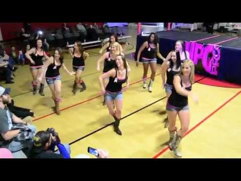 Fight Like A Girl Line Dance (Boot Boogie Babes)