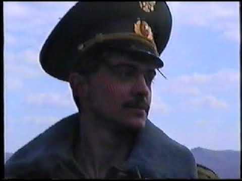 прощание с полком № 329 г. Могоча