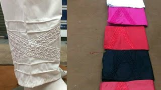 Latest palazo pants and styles 2018/2019