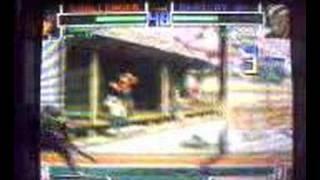 KOF 2002 Matches - m2