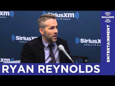 Ryan Reynolds Talks Parenting & Blake Lively | EW Radio