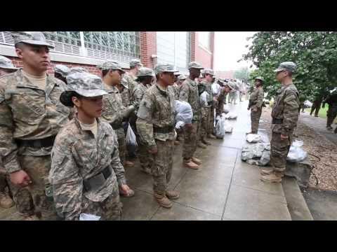 JROTC Cadet Leadership Challenge - 2013