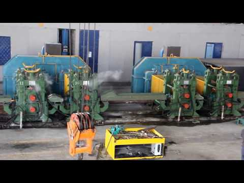 Steel Hot Rolling Mill Plant, Deformed Bar/Rebar Production Line_Wuxi Bolong Machinery Co., China
