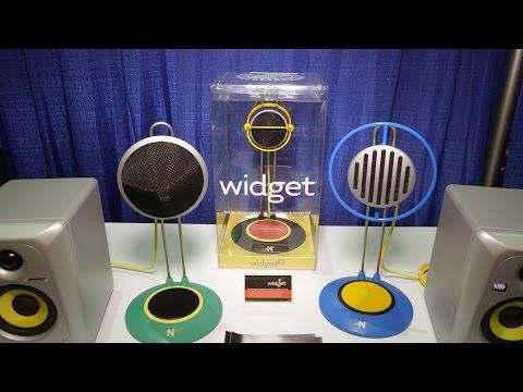 Neat Microphones Widget - AES 2016