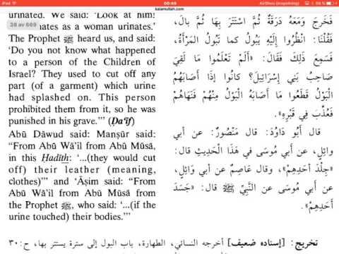 Sunan Abu Dawud (english, arabic) - part 1