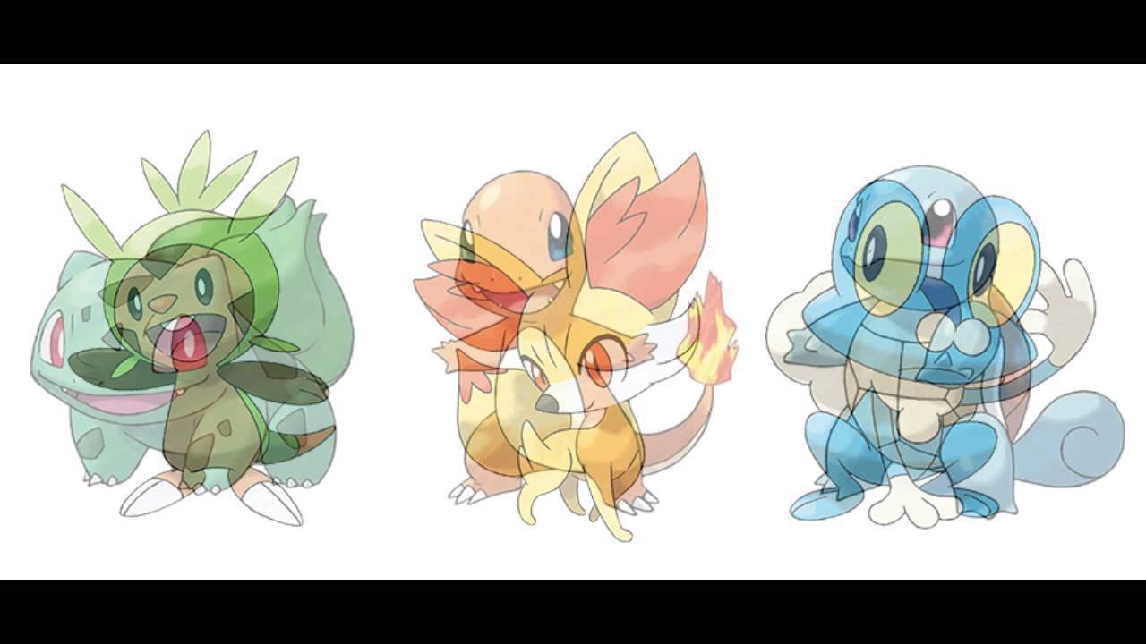 pokemon kanto starters mega - photo #35