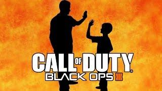 BLACK OPS 3 (PS4) ★ 50-3 ★ FATHER & SON DESTRUCTION