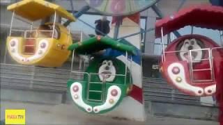 Kids Jaint Wheel In SRMT Mall Kakinada