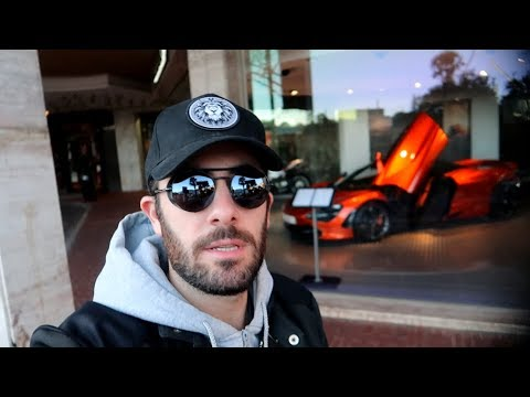 McLaren Speedtail présentée à Monaco ?? GROS FAIL !