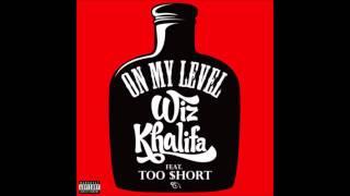 Wiz Khalifa - On My level [REAL NICE CLEAR BASS BOOST] [TBBB] [HD]