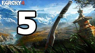Far Cry 4 Walkthrough Part 5 - No Commentary Playthrough (PS4)
