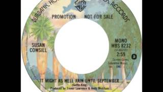 "Susan Cowsill -- ""It Might As Well Rain Until September"" (WB) 1976"