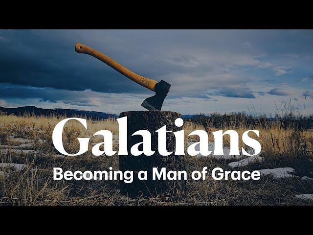 Just 6 Questions - Galatians 3:1-5 (Wednesday Night Men's Study)