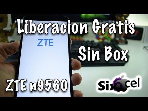 ZTE N9560 Unlock Free Sprint Sin Uat