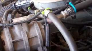 DIY: How to Clean Your Engine (and test for any leaks)