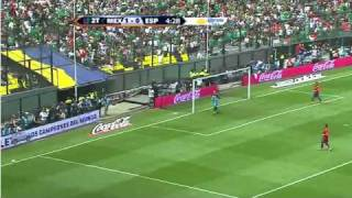 Spain vs Mexico Football Friendly (4)