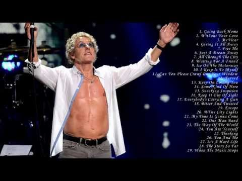 Roger Daltrey's Greatest Hits Full Album - Best Songs Of Roger Daltrey
