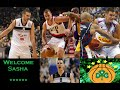 Aleksandar 'Sasha' Pavlovic - Welcome to Panathinaikos [2013-2015]