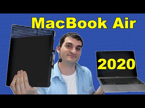 How To Replace MacBook Air 2020 A2179 Screen