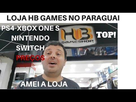 tour-pela-loja-hb-games-no-paraguai:-preÇos-ps4,-x-box-s,-nintendo,-games,-fones-,-scooters