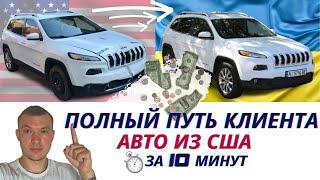 Авто из США заказ, доставка, ремонт ВСЕ ЗАТРАТЫ