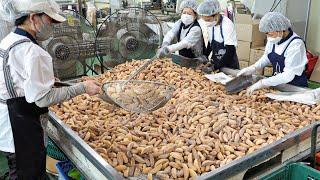 Удивительные пищевые фабрики, которые производят огромное количество продуктов!