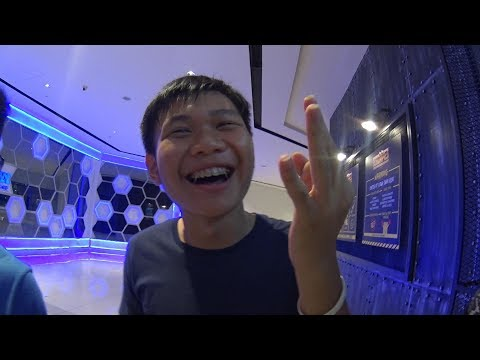 First time to Labuan & birthday prank - F sharp (#) Episode 3
