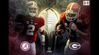 2018 National Championship Hype Trailer // Alabama Crimson Tide vs Georgia Bulldogs