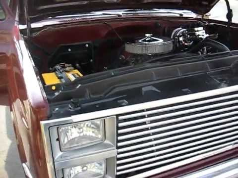 Chevy Truck Wheels >> 1981 Chevy Truck C10 Stepside - YouTube