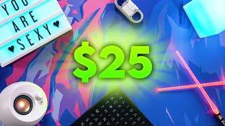 Cool Tech Under $25